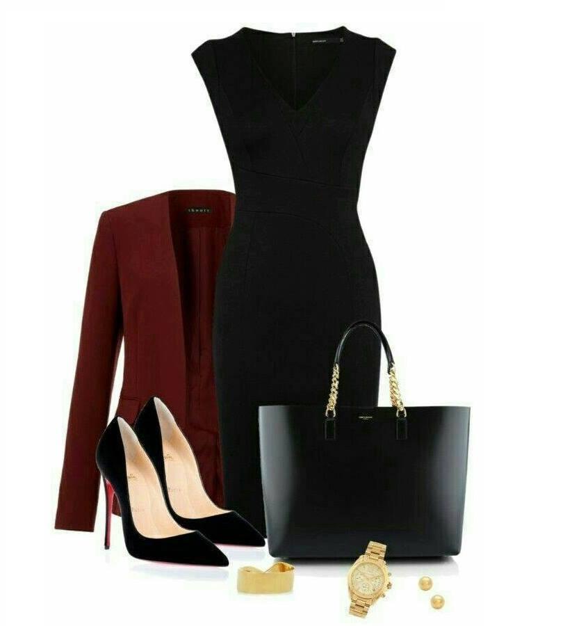 elegantni outfit