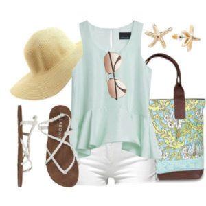 outfity na leto