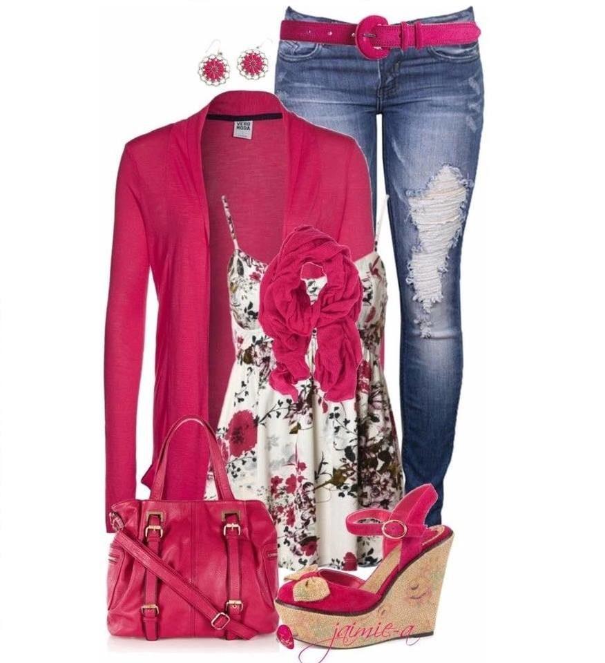outfit na jaro