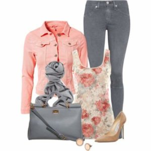 outfity na jaro