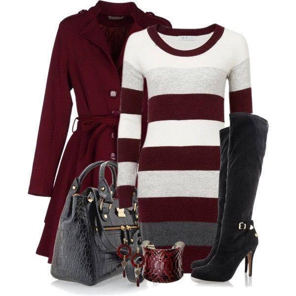 outfity na podzim