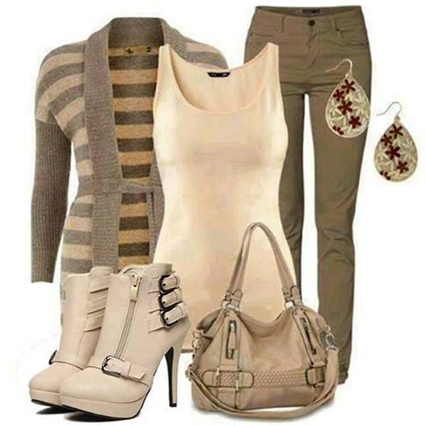 podzimni outfit