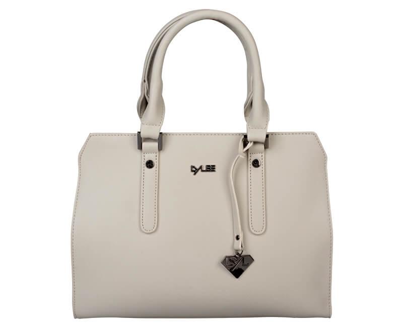 LYLEE Elegantní kabelka Emmy Light Grey
