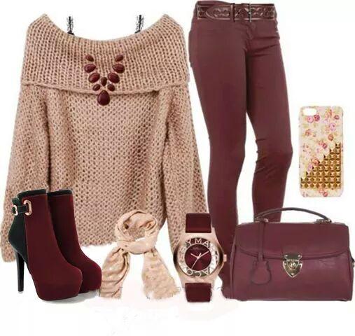 outfit na podzim