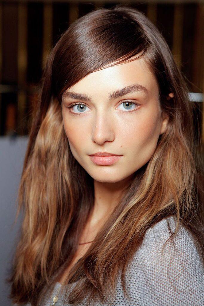 Přirozený make-up